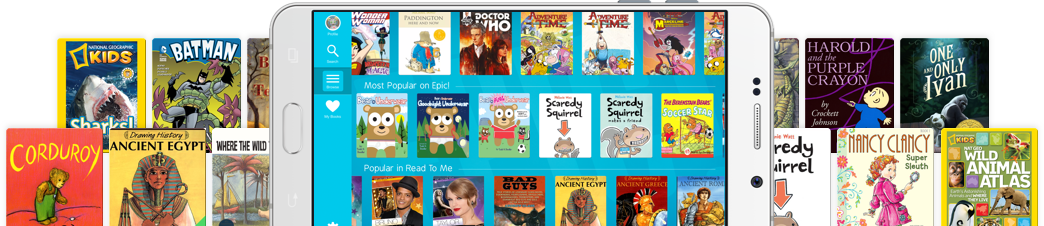 Welcome to the Leading Digital Library for Kids! | Epic